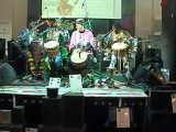 А.БОЧАГОВ и гр. DJEMBE AFRICA на ВЫСТАВКЕ МУЗЫКА-МОСКВА 2001