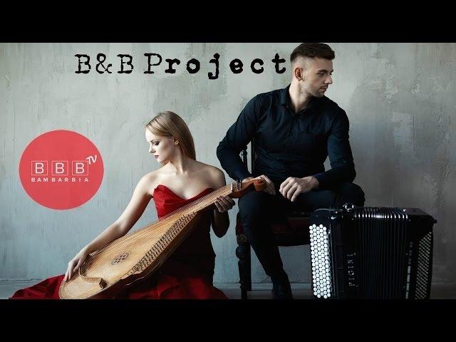 BB Project (Bandura Bayan Project) - интервью с участниками группы на BamBarBia.TV