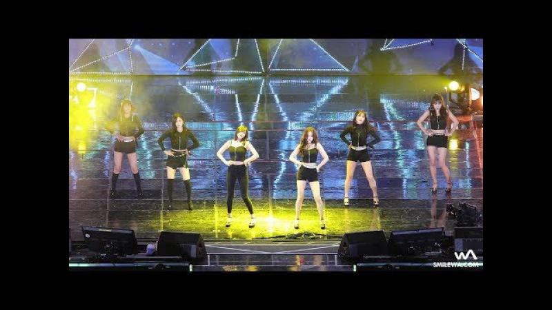 170915 에이핑크 (Apink) 'LUV' 4K 직캠 @롯데 패밀리 콘서트 4K Fancam by -wA-