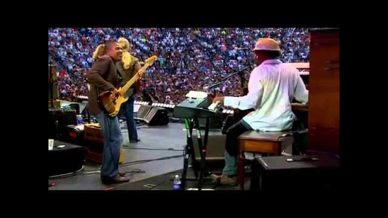 Warren Haynes Derek Trucks - Soulshine (Live At The Crossroads Guitar Festival)