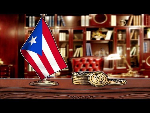 В Пуэрто-Рико строится «криптоутопия»