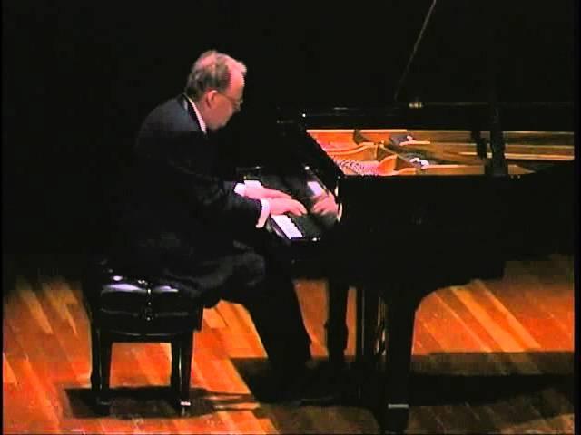 Daniel Berman plays LisztHorowitz Hungarian Rhapsody No 19