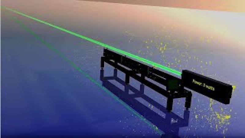Лазерный замер искривления земной поверхности. 65 км! FAQ