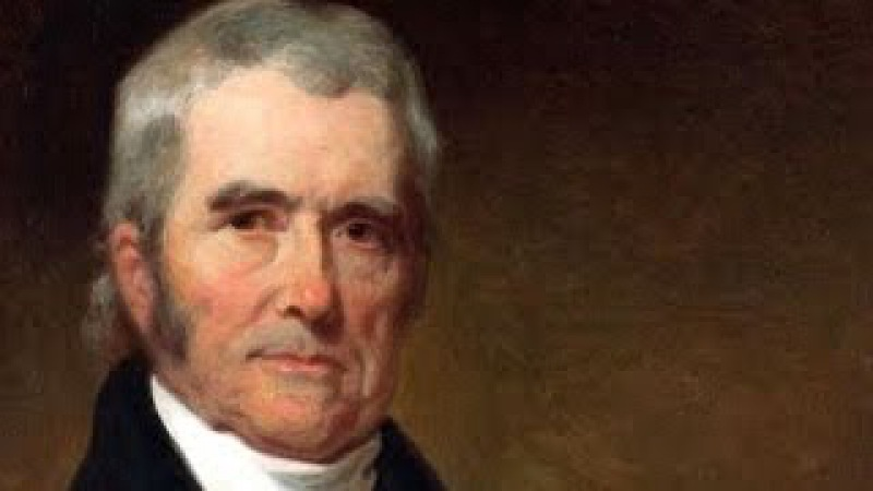 John Marshall The Most Important Judicial Figure in American History 2001