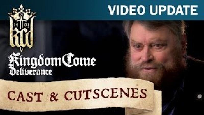 Kingdom Come: Deliverance Video Update 17: Cast Cutscenes