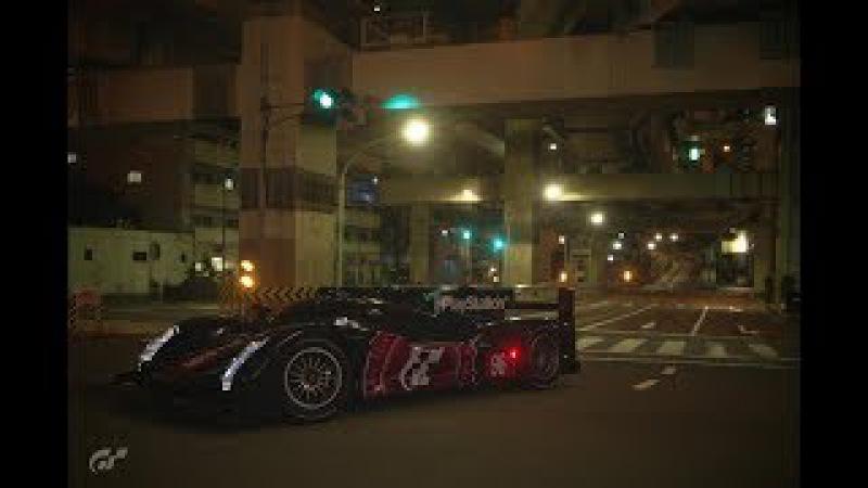 GTS PS4 PSVR AUDI R18 TDI (Le Mans 2011)