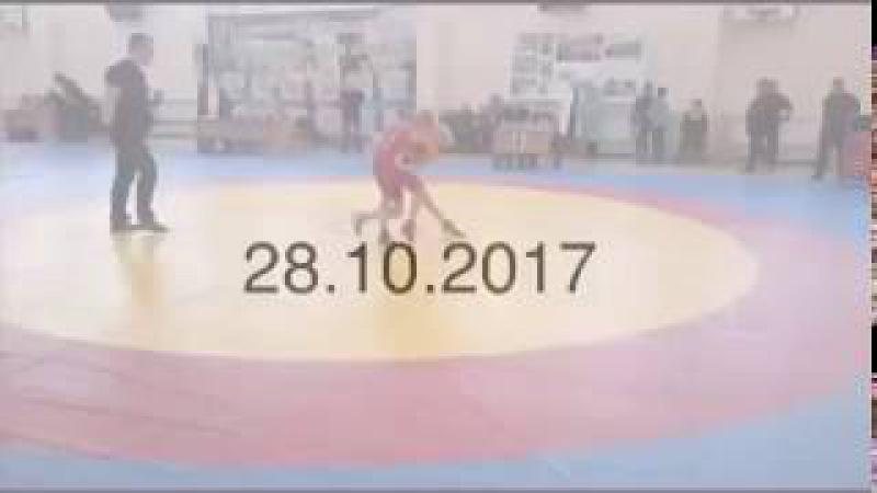 Награждение. Каменск-Уральский командный турнир по греко-римской борьбеРадуга.