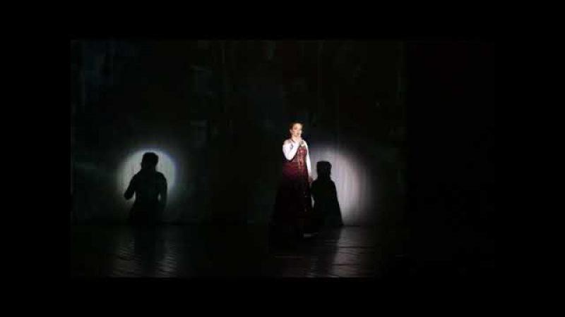 Марина Девятова в Дзержинске. Отрывок из концерта. 4 песни. 15.11.2017 г.