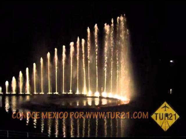 FUENTES DANZANTES EN EL PASEO DE LAS ILUSIONES - MUSEVI VILLAHERMOSA TABASCO » Freewka.com - Смотреть онлайн в хорощем качестве