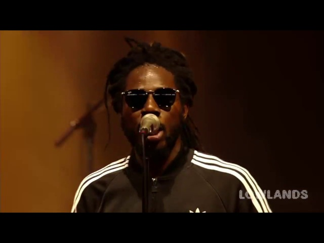 CHRONIXX GHETTO PARADISE LIVE CHRONOLOGY TOUR
