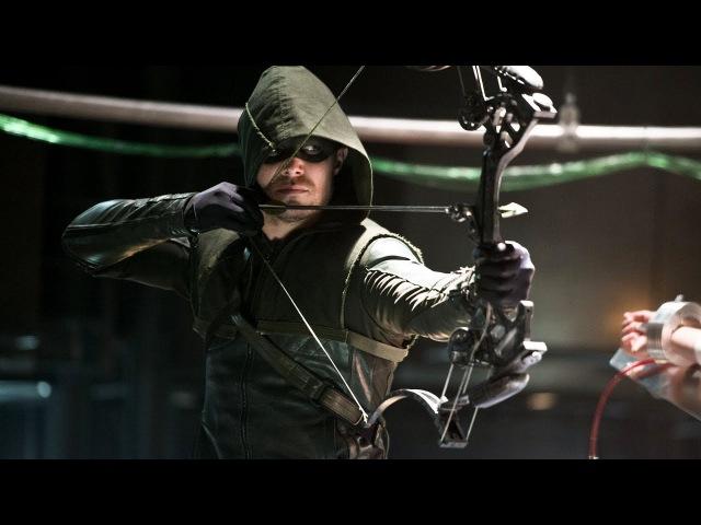 Green Arrow - the return of love