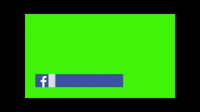 Free green screen social media lower third with MOV File download link | Part 03