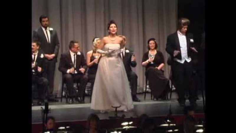 Opera Idaho's Rossini's La Cenerentola - Aria 3