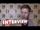 Supernatural Jensen Ackles Exclusive San Diego Comic-Con Interview 2017
