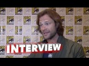 Supernatural Jared Padalecki Exclusive San Diego Comic-Con Interview 2017