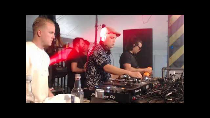 Prunk b2b Chris Stussy @ Boothstock Festival 10.06.2017