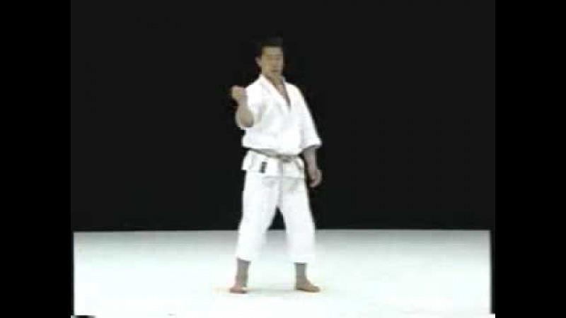 Учи уде уке - сенсей Масао Кагава