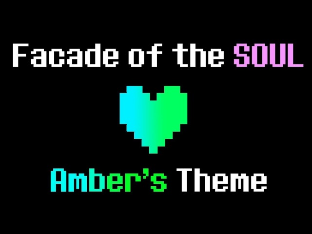 Facade of the Soul - Amber's Theme (A Glitchtale Fan Soundtrack by Nevan Dove)
