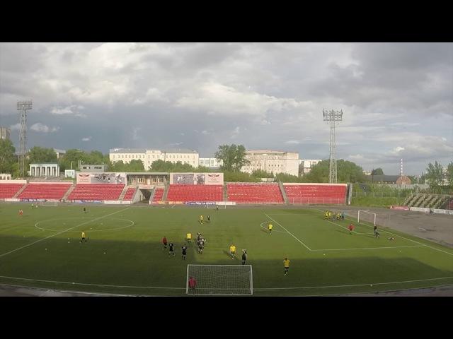 FC SPLAV - FC BARS37 (17 / 06 / 2017)