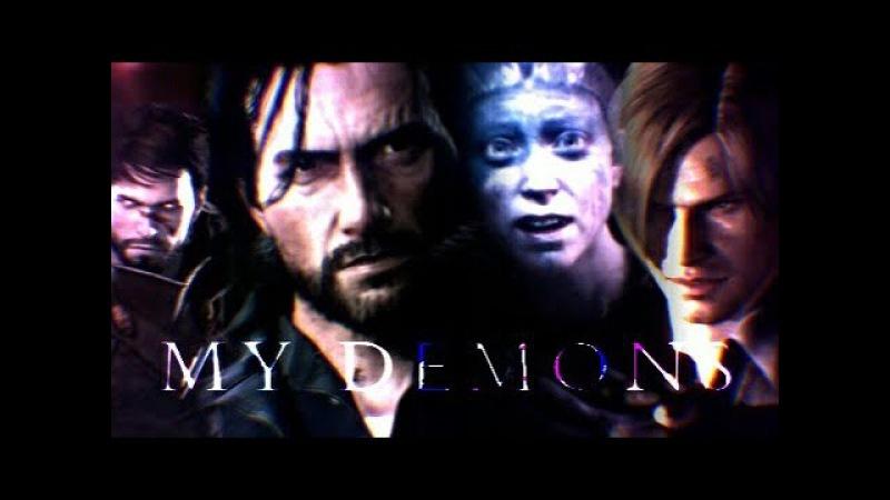Game • GMV • My Demons