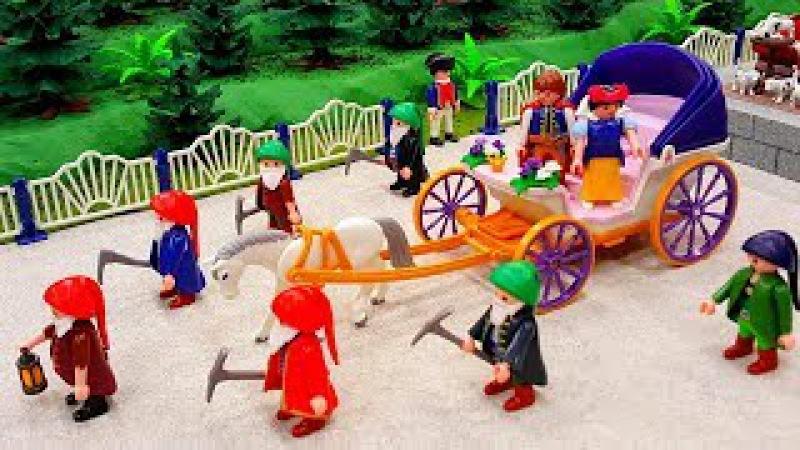 Питер Пэн, Капитан Крюк и Фея Динь Динь из Playmobil! Огромная выставка целый мир из ...