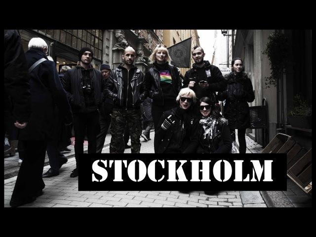 Masspollution Northern European Tour 2016 || Stockholm / Стокгольм