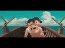 Большая рыба и бегония- аниме полнометражное