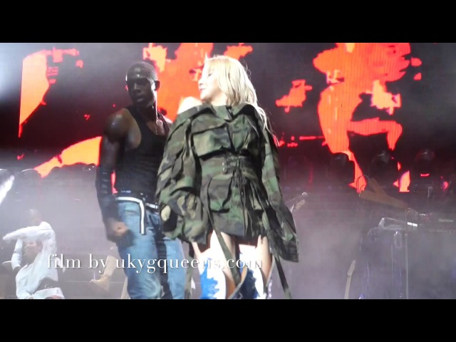 (fancam) CL 'Lifted' 'Hello Bitches' CL US TOUR 2016 New York