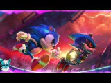 Sonic Mania Metal Sonic Boss Remix RetroSpecter
