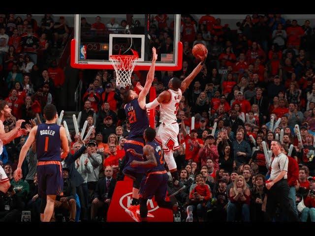 Chicago Bulls' Top 10 Plays of the 2016-2017 NBA Season NBANews NBA Bulls
