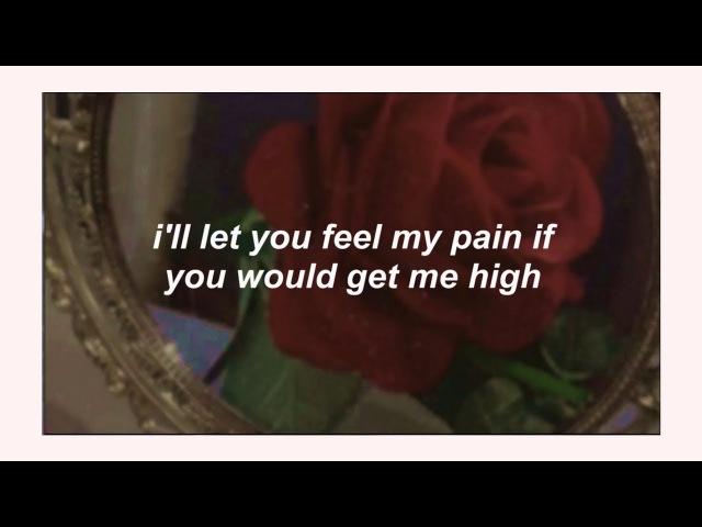 ☆lil peep☆ let me bleed (lyrics) ♡