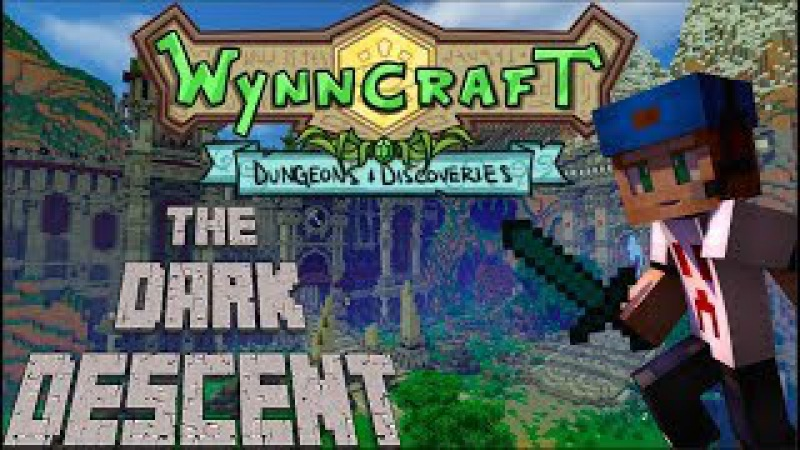 The Dark Descent | Wynncraft Dungeons and Discoveries Update | Quest Guide