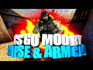 CS GO MOD V1.1 Specialist gloves forc css v84+ By ECLIPSE & ARM CLUB