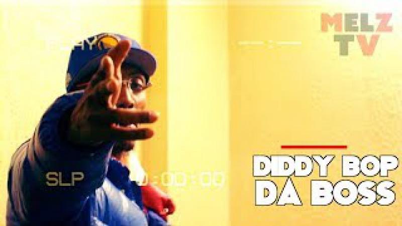 DIDDY BOP DA BOSS - FREESTYLE (OFFICIAL MUSIC VIDEO)