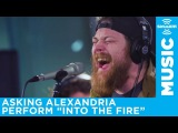 Asking Alexandria - Into The Fire (SiriusXM Octane)