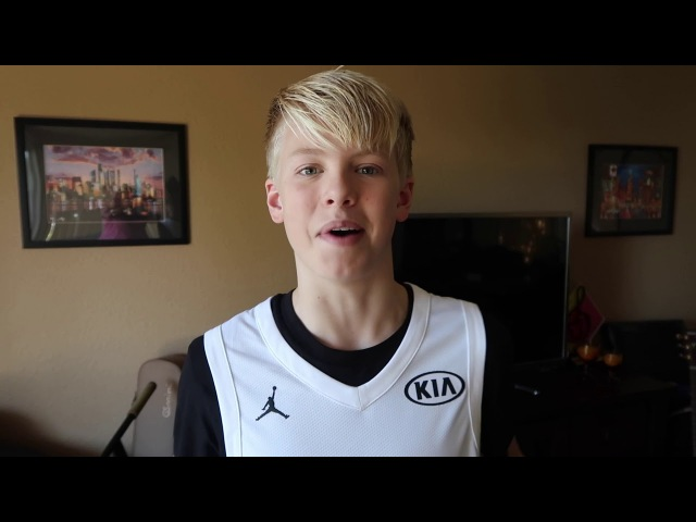 NBA All Star Weekend x Nike experience! - Carson Lueders