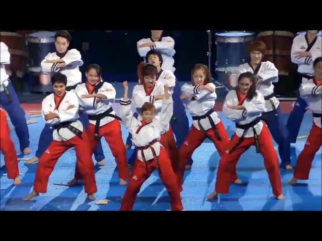 Танец Тхэквондо ВТФ
