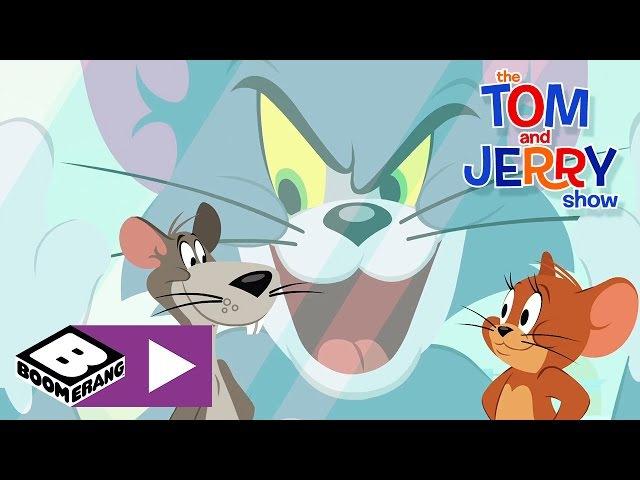 Tom Jerry | Cheese Diet | Boomerang UK