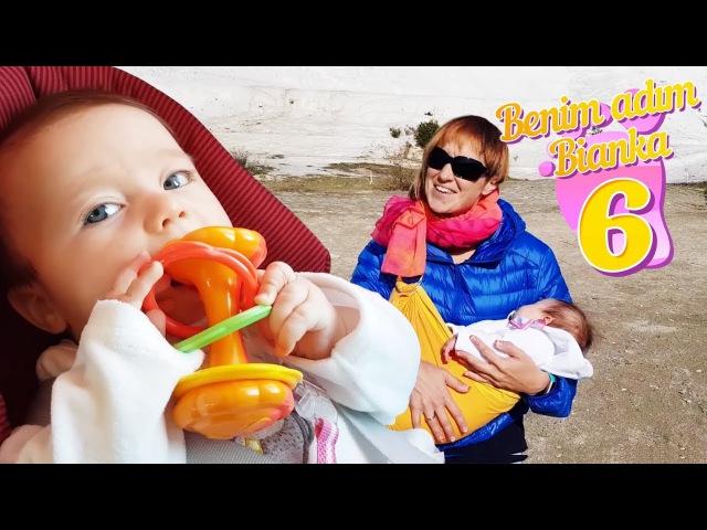 Benim adım Bianka. Pamukkaleye gidiyoruz! Bebek bakma