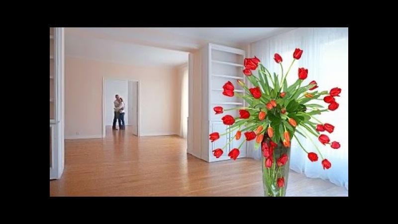 Наша НОВАЯ квартира в США (второе жилье в Америке) Наш Сан Диего