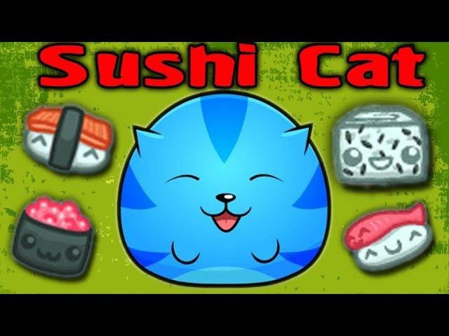 ▶ Суши Кот 1 - Sushi Cat (прохождение)