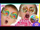 🍭🎂🍩 NEW Johny Johny 2018 by FUNNY kids Mirik Yarik/Let's eat FRUIT 🍓🍇 DON'T LIE to parents 👌