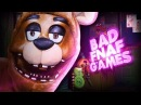 WHY WERE THESE GAMES MADE!!?   4 BAD FNAF GAMES
