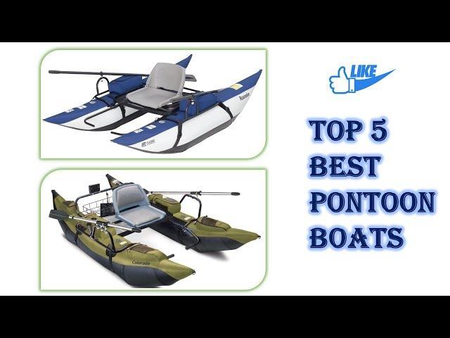 5 Best Pontoon Boats in 2018