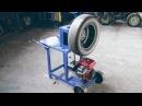 Универсальный дровокол Двигатель WEIMA BT170FS