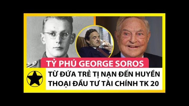 Cuộc Đời Khó Tin Của Tỷ Phú George Soros: Từ Đứa Trẻ Tị Nạn Đến Huyền Thoại Đầu Tư Tài Chính