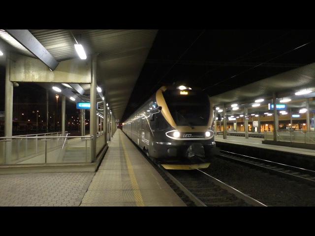 Vlaky Ostrava Svinov (noční provoz)