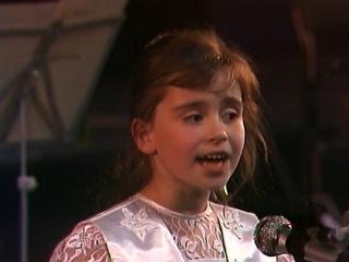 Evelina Sašenko - Dainų dainelė 1994 m.