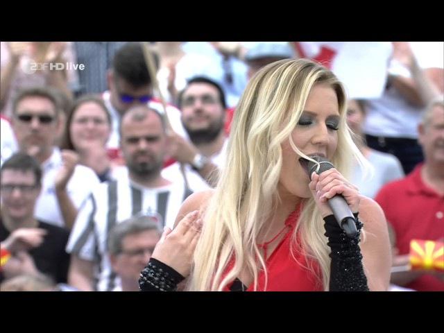 Cascada - Playground - ZDF Fernsehgarten 14.05.2017