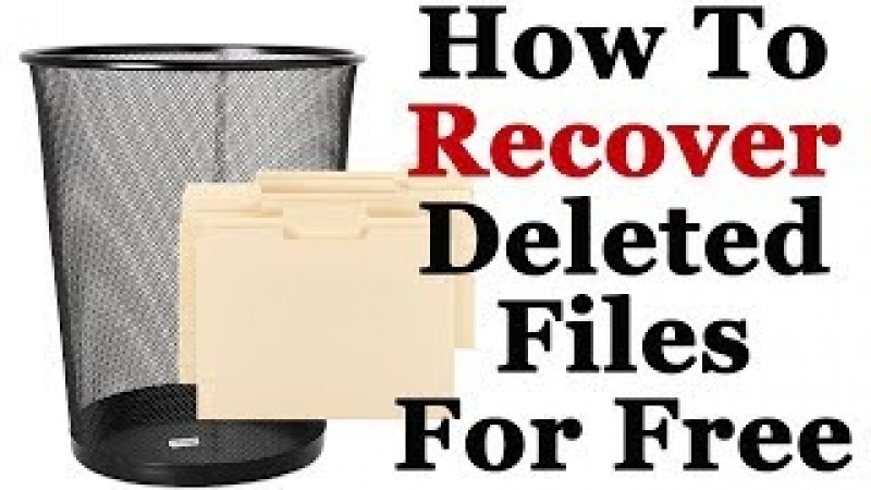 Recover Shift/Permanently Deleted Files/Data in Windows 10, Windows 8 Windows 7 | Recover Photos